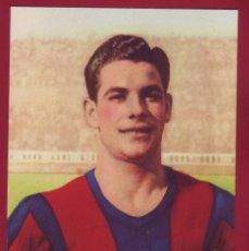 Coleccionismo deportivo: CLUB DE FUTBOL BARCELONA EN SUS BODAS DE ORO CAMPEON DE LIGA 1947 48 49 SEGUER. Lote 89673084