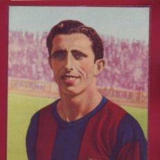 Coleccionismo deportivo: CLUB DE FUTBOL BARCELONA EN SUS BODAS DE ORO CAMPEON DE LIGA 1947 48 49 CANAL - PRECINTADA. Lote 89673448