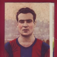 Coleccionismo deportivo: CLUB DE FUTBOL BARCELONA EN SUS BODAS DE ORO CAMPEON DE LIGA 1947 48 49 ELIAS - PRECINTADA. Lote 89673632
