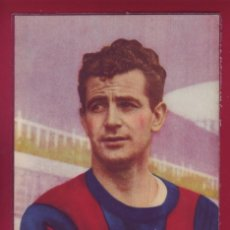 Coleccionismo deportivo: CLUB DE FUTBOL BARCELONA EN SUS BODAS DE ORO CAMPEON DE LIGA 1947 48 49 MARCOS AURELIO - PRECINTADA. Lote 89673912