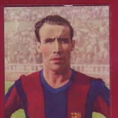 Coleccionismo deportivo: CLUB DE FUTBOL BARCELONA EN SUS BODAS DE ORO CAMPEON DE LIGA 1947 48 49 CALO - PRECINTADA. Lote 89674532