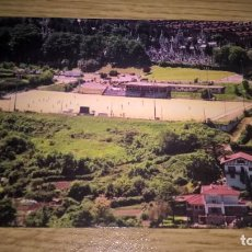 Coleccionismo deportivo: POSTAL DEL ESTADIO DE INTXAURRONDO. SAN SEBASTIÁN. Lote 90455534