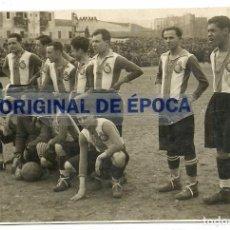 Coleccionismo deportivo: (F-170748)POSTAL FOTOGRAFICA R.C.D.ESPAÑOL 1922.ARCHIVO SANTIAGO GARCIA MARTINEZ SOCIO Nº1. Lote 92016225