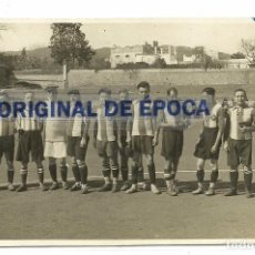 Coleccionismo deportivo: (F-170750)POSTAL FOTOGRAFICA R.C.D.ESPAÑOL,AFICIONADOS.ARCHIVO SANTIAGO GARCIA MARTINEZ SOCIO Nº1. Lote 92016670