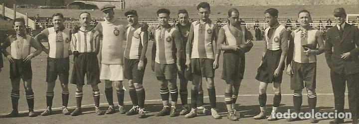 Coleccionismo deportivo: (F-170750)POSTAL FOTOGRAFICA R.C.D.ESPAÑOL,AFICIONADOS.ARCHIVO SANTIAGO GARCIA MARTINEZ SOCIO Nº1 - Foto 2 - 92016670
