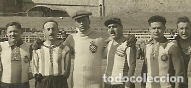Coleccionismo deportivo: (F-170750)POSTAL FOTOGRAFICA R.C.D.ESPAÑOL,AFICIONADOS.ARCHIVO SANTIAGO GARCIA MARTINEZ SOCIO Nº1 - Foto 3 - 92016670