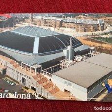 Coleccionismo deportivo: R2653 POSTAL FOTOGRAFIA OLIMPIADAS JUEGOS OLIMPICOS COBI 92 BARCELONA 1992. Lote 93031995