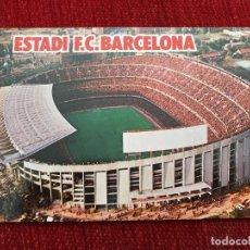 Coleccionismo deportivo: R2655 POSTAL FOTOGRAFIA BARCELONA NOU CAMP FUTBOL ESTADIO. Lote 93032110