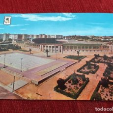 Coleccionismo deportivo: R2659 POSTAL FOTOGRAFIA FUTBOL ESTADIO MUNICIPAL DE HUELVA. Lote 93032430