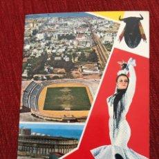 Coleccionismo deportivo: R2668 POSTAL RARA CADIZ N 78. VARIOS ASPECTOS ESTADIO CARRANZA PLAZA TOROS EDITADA ALFA AÑOS 60S. Lote 93155005