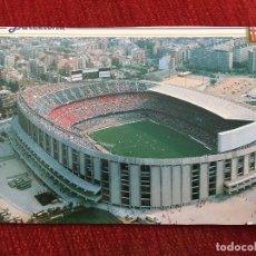 Coleccionismo deportivo: R2672 POSTAL FOTOGRAFIA NOU CAMP BARCELONA 92 OLIMPIADAS. Lote 93155755