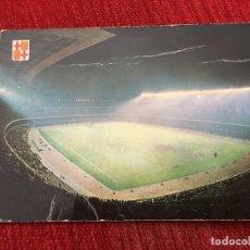 Coleccionismo deportivo: R2673 POSTAL FOTOGRAFIA CAMPO ESTADIO NOU CAMP F.C. BARCELONA SOBERANAS 380. Lote 93155885