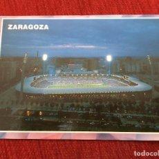 Coleccionismo deportivo: R2682 POSTAL FOTOGRAFIA ESTADIO CAMPO LA ROMAREDA ZARAGOZA Nº 164 NOCTURNA. Lote 93158080