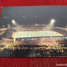 Coleccionismo deportivo: R2684 POSTAL FOTOGRAFIA ESTADIO CAMPO LA ROMAREDA ZARAGOZA NOCTURNA Nº 2064 ARRIBAS. Lote 93158275