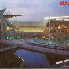 Coleccionismo deportivo: ESTADIO VICENTE CALDERON -- NO CIRCULADA // ( NOV3 ). Lote 95455071