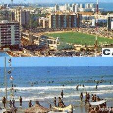 Coleccionismo deportivo: VISTA ESTADIO RAMON DE CARRANZA ( CADIZ ) -- NO CIRCULADA // ( NOV3 ). Lote 95455295
