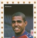 Coleccionismo deportivo: POSTAL DE SONNY ANDERSON, F.C. BARCELONA. Lote 97949212