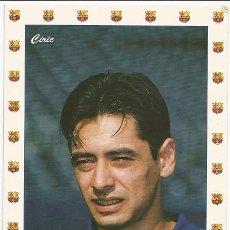 Coleccionismo deportivo: POSTAL DE DRAGAN CIRIC, F.C. BARCELONA. Lote 214658511