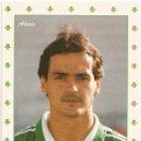 Coleccionismo deportivo: POSTAL DE ALEXIS, REAL BETIS. Lote 98483264