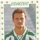 Coleccionismo deportivo: POSTAL DE VIDAKOVIC, REAL BETIS. Lote 96098675