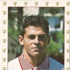Coleccionismo deportivo: POSTAL DE LOREN, SEVILLA F.C.. Lote 96101419