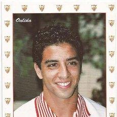 Coleccionismo deportivo: POSTAL DE OULIDA, SEVILLA F.C.. Lote 96218979