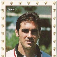 Coleccionismo deportivo: POSTAL DE LUQUE I, SEVILLA F.C.. Lote 96219111