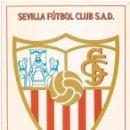 Coleccionismo deportivo: ESCUDO SEVILLA FUTBOL CLUB. Lote 107039975