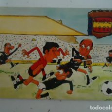 Coleccionismo deportivo: FOTO POSTAL - MUNDIAL ESPAÑA 1982 - SIN CIRCULAR . AÑOS 60- . Lote 97808487