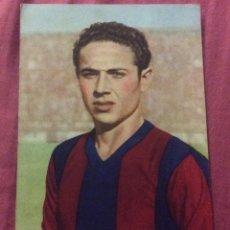 Coleccionismo deportivo: POSTAL CALVET. BODAS DE ORO F. C. BARCELONA.. Lote 97817871
