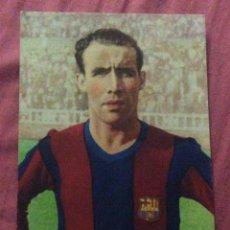 Coleccionismo deportivo: POSTAL CALO. BODAS DE ORO F. C. BARCELONA.. Lote 97817899
