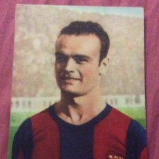 Coleccionismo deportivo: POSTAL CURTA . BODAS DE ORO F. C. BARCELONA.. Lote 97817959