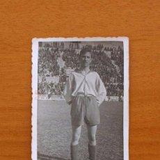 Coleccionismo deportivo: FOTO DE FÚTBOL DE LOS AÑOS 50 - AGUSTINOS, SELECCIÓN JUVENIL, TAMAÑO 8'5X6. Lote 98964971