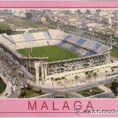 Coleccionismo deportivo: -47684 POSTAL CAMPO DE FUTBOL DE LA ROSALEDA, MALAGA , DEPORTES, ESTADIOS. Lote 101047835