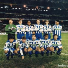 Coleccionismo deportivo: FOTO DEPORTIVO CORUÑA 93-94 - GOLY. Lote 103065175