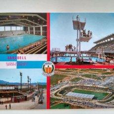 Coleccionismo deportivo: POSTAL SABADELL ESTADI CREU ALTA - CLUB NATACIO SABADELL - Nº 29 POSTALS BADALONA. Lote 103846383