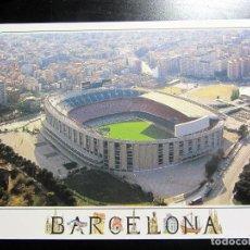 Coleccionismo deportivo: POSTAL ESTADIO CAMPO FUTBOL POST CARD FOOTBALL STADIUM NOU CAMP FC BARCELONA. Lote 103987019