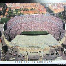 Coleccionismo deportivo: POSTAL ESTADIO CAMPO FUTBOL POST CARD FOOTBALL STADIUM NOU CAMP FC BARCELONA. Lote 103987115