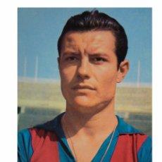 Coleccionismo deportivo: BARÇA: POSTAL DE PAREDES. AÑOS 60. Lote 105257439