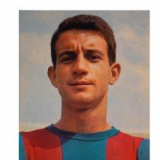 Coleccionismo deportivo: BARÇA: POSTAL DE PELLICER. AÑOS 60. Lote 105656899