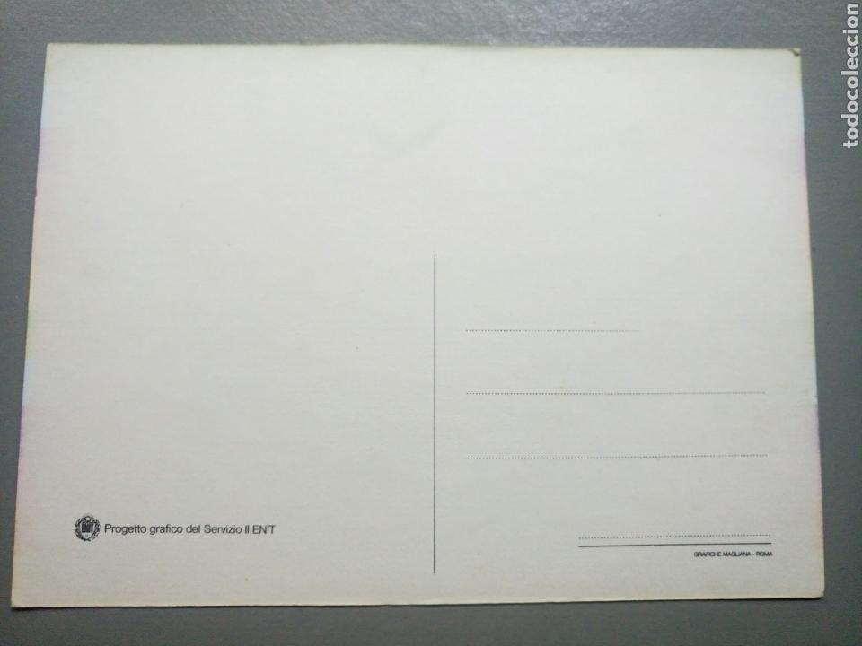 Coleccionismo deportivo: Postal Italia sport turismo - Foto 2 - 105771170