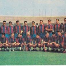 Coleccionismo deportivo: BARÇA: POSTAL DE LA PLANTILLA DE LA TEMPORADA 67-68. Lote 106094155