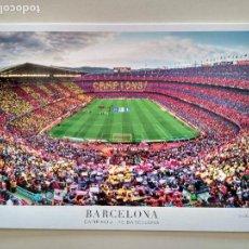 Coleccionismo deportivo: POSTAL ESTADIO FC BARCELONA BARÇA STADIUM ESTADI STADE. Lote 107644867