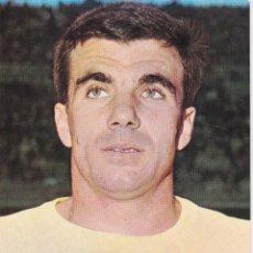 Coleccionismo deportivo: UNIÓN DEPORTIVA LAS PALMAS: POSTAL DE TONONO. HACIA 1966-67. Lote 107829695