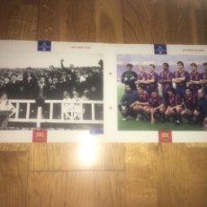 Coleccionismo deportivo: LOTES LÁMINAS LA VANGUARDIA FC BARCELONA BARÇA. Lote 108280258