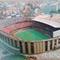 Coleccionismo deportivo: POSTAL CAMP NOU Nº 506 ESTADIO F.C. BARCELONA CATALUÑA CAMPO FUTBOL ESPAÑA LIGA PERFECTO ESTADO. Lote 110174835