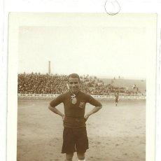 Coleccionismo deportivo: (F-180151)POSTAL FOTOGRAFICA DE SEMITIER - SAMITIER F.C.BARCELONA 1923-24. Lote 110390731