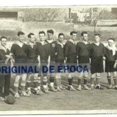 Coleccionismo deportivo: (F-170231)POSTAL FOTOGRAFICA FOOT-BALL F.C.MARTINENC. Lote 111276795