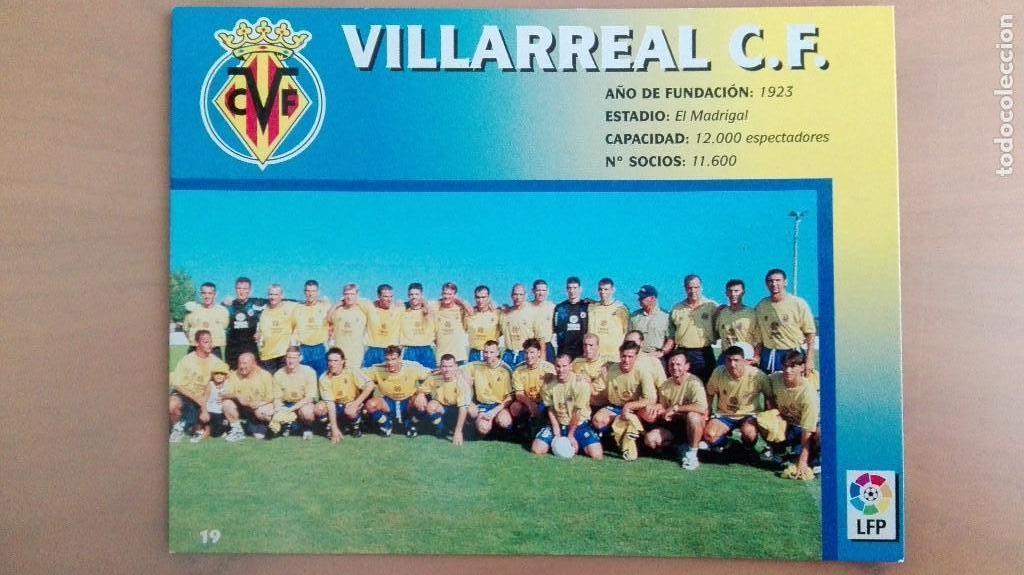 Coleccionismo deportivo: COLECCION COMPLET EQUIPOS FUTBOL LIGA 1998 EXTREMADURA OVIEDO MALLORCA ATHLETIC REAL TENERIFE RACING - Foto 20 - 111760051