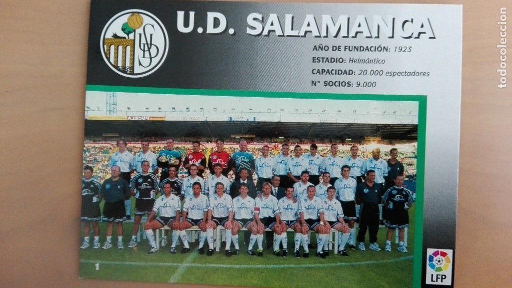 Coleccionismo deportivo: COLECCION COMPLET EQUIPOS FUTBOL LIGA 1998 EXTREMADURA OVIEDO MALLORCA ATHLETIC REAL TENERIFE RACING - Foto 2 - 111760051